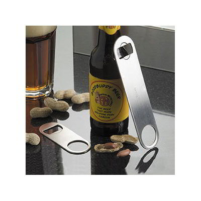 American Metalcraft LBO27 7 Bottle Opener, Stainless