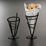 "American Metalcraft MFC1 Mini Fry Basket, 6.12"""