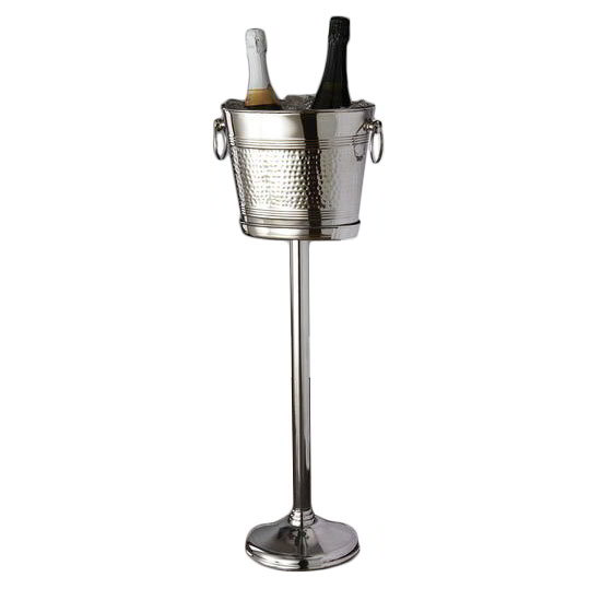 "American Metalcraft OWBS 8.75"" Wine Bucket Stand"