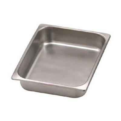 American Metalcraft RFP05RT Half Size Chafer Food Pan, Stainless