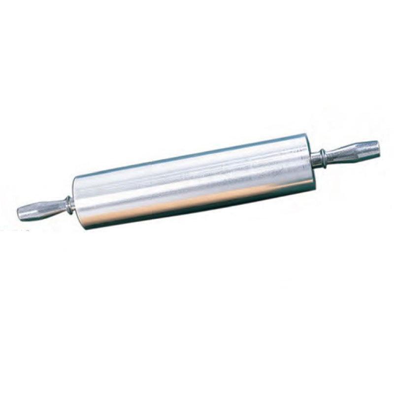 "American Metalcraft RP5715 15"" Rolling Pin w/ 3.5"" Barrel, Aluminum"