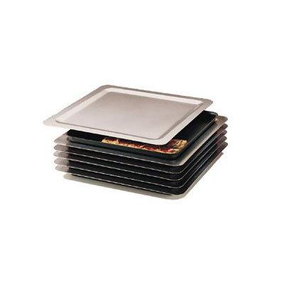 """American Metalcraft SQ1600 16"""" Square Pizza Separator, Aluminum"""