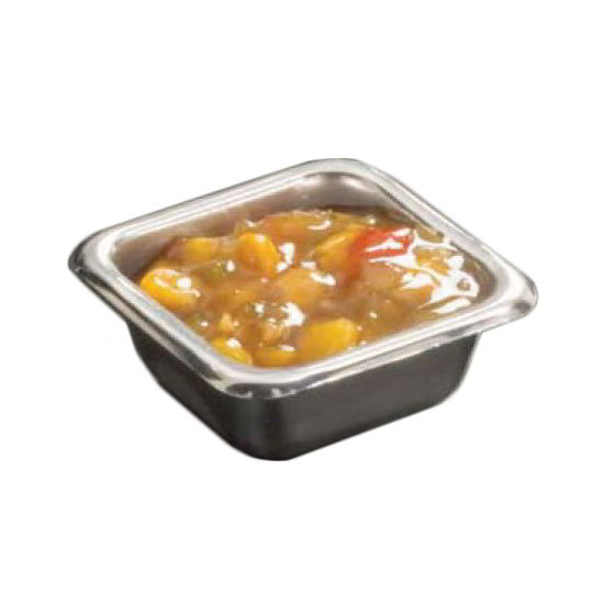 "American Metalcraft SSC15 Square Sauce Cup w/ 1.5"" Capacity, Stainless"