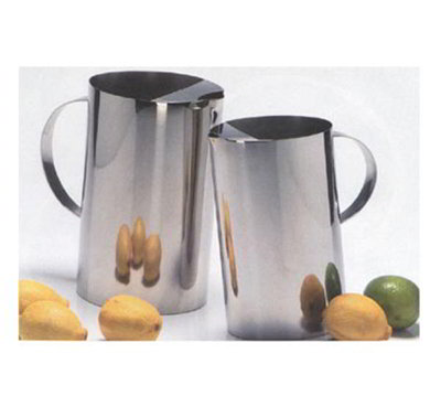 American Metalcraft SWP102 Slanted Water Pitcher, 100 oz., Stainless Steel