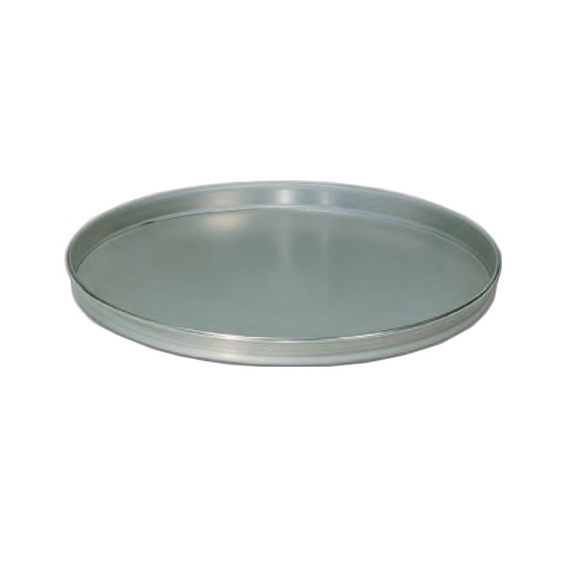 "American Metalcraft T4011 11"" Solid Straight Sided Pizza Pan, Tin/Steel"