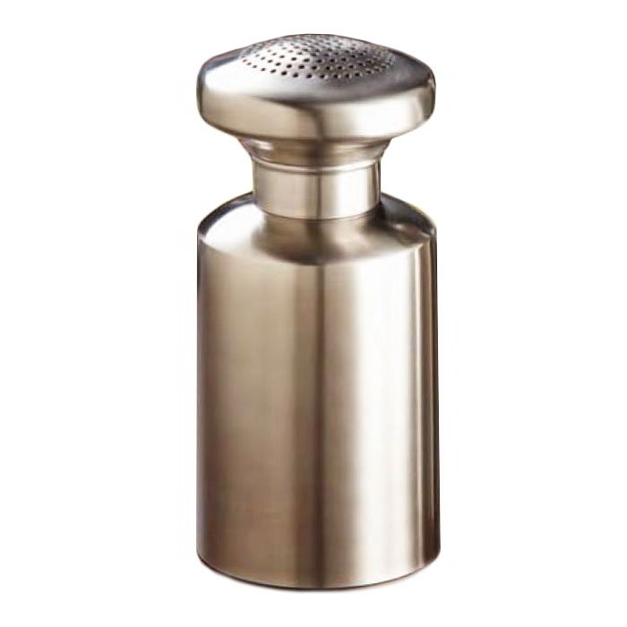 American Metalcraft TSF7 16-oz Shaker with Fine Lid - Satin-Finish Stainless