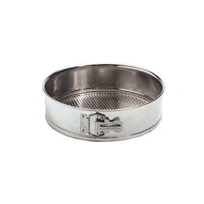 American Metalcraft TSFP10 10-in Springform Pan w/ Durable Buckle, Tinplate