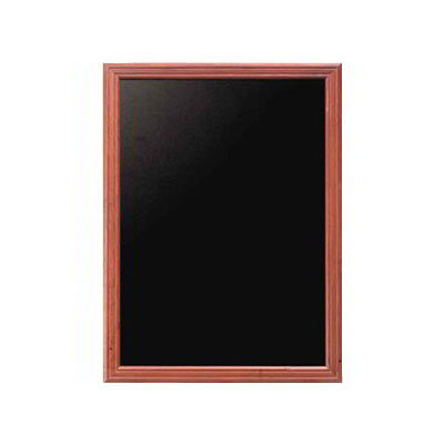 American Metalcraft WBUM70 28-in Wall Board, Mahogany