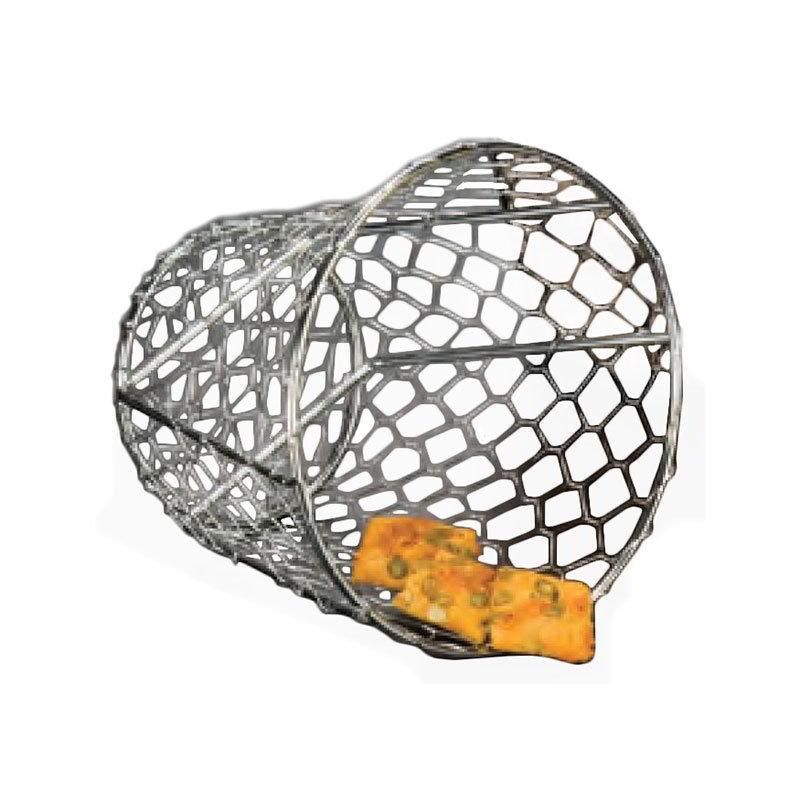 American Metalcraft WIR1 Wire Basket, 7x5.5-in, Chrome