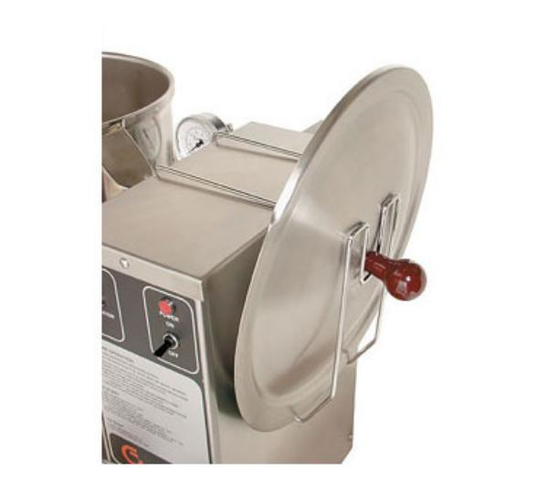 Groen 139805 Cover & Holder, For 20 Quart Table Top Kettle