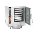 Groen XS-208-8-1 Electric Countertop Steamer w/ (6) Full Size Pan Capacity, 208v/1ph