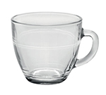 Duralex 4006AR06/6 7.75-oz Mug - Fully Tempered, Glass