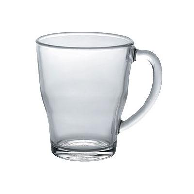 Duralex 4029AR06 12.38-oz Cosy Mug, Clear