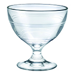 Duralex 5002AB06A 8.75-oz Gigogne Glass Ice Cream Cup