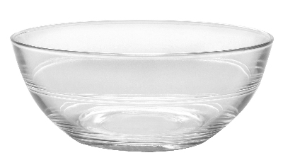 Duralex 511780M98 5-1/2 in Lys Mixing Bowl, Clear