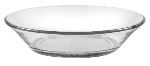 "Duralex 513190M98 5-3/4""Lys Cocktail Plate, Clear"