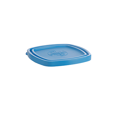 Duralex CLC11B1 Blue Lid For 4-3/8-in Square Bowl