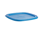 Duralex CLC20B1 Blue Lid For 7-7/8-in Square Bowl
