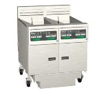 Pitco 2-SE14XD-S/FD-2083 (2) 50 lb Solstice Fryers & FilterDrawer, Digital, 14 Kw Each, 208/3