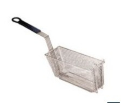 Pitco A4514701 Half Size Fryer Basket, Steel
