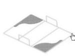 Pitco B4508110 Drain Screen, For Bread & Batter Cabinet, For Model BNB-SE18