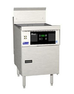 Pitco FBG24-D NG Gas Fryer - (1) 87-lb Vat, Floor Model, NG