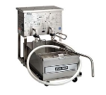 Pitco P24 160-lb Commercial Fryer Filter - Suction, 120v