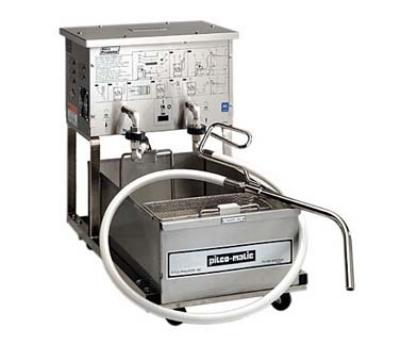 Pitco P24 160-lb Commercial Fryer Filter, Suction, 120v
