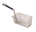 Pitco P6072145 Half Size Fryer Basket, Steel