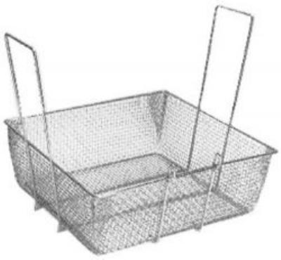 Pitco P6072180 Full Size Fryer Basket, Steel