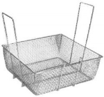 Pitco P6072181 Full Size Fryer Basket, Steel