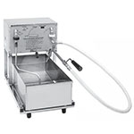 Pitco RP14 55-lb Commercial Fryer Filter - Suction, 120v