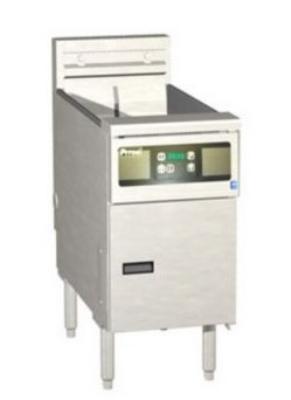 Pitco SE14XC-S-2083 40-50 lb Solstice Fryer Restaurant Supply