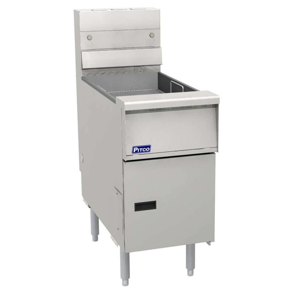 Pitco SE-BNB-SE18S Bread & Batter Cabinet, 19-5/8 in W, For SE18 Electric Fryer