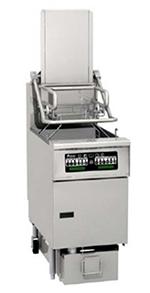 Pitco SFSG6H-PC NG Gas Fryer - (1) 85-lb Vat, Floor Model, NG