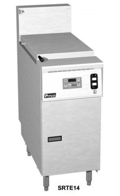 Pitco SRTE14 S-I-12 2081 16.5-gal Full Tank Rethermalizer, Computer, Auto Fill, 208/1 V