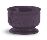 Dinex DX320068 5-oz Insulated Pedestal Base Bowl For Turnbury, Plum