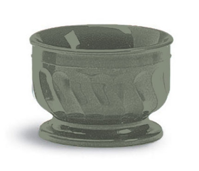 Dinex DX320084 5-oz Insulated Pedestal Base Bowl For Turnbury, Sage