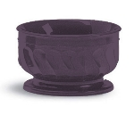Dinex DX330068 9-oz Insulated Pedestal Base Bowl For Turnbury, Plum
