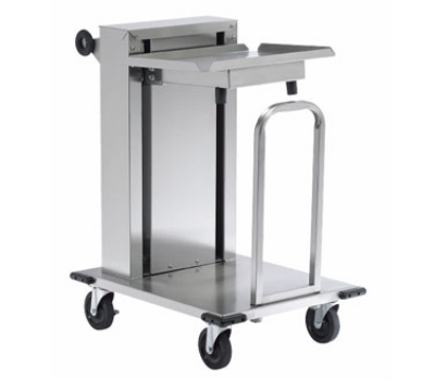 Dinex DXIDT1C1321 Mobile Cantilever Tray Dispenser w/ 150-Tray Capacity, 13 x 21""