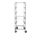 "Dinex DXIRDSD950 Dome Storage Cart w/ Welded Tray Slides, 50 Capacity for 9"" Covers"
