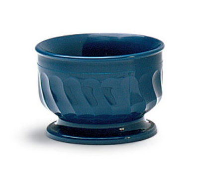 Dinex DX320050 5-oz Insulated Pedestal Base Bowl For Turnbury, Midnight Blue