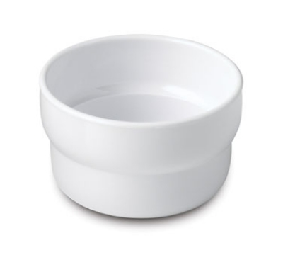 Dinex DX361502 4-oz Melamine Monkey Dish, White