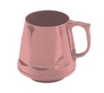 Dinex DX400056 8-oz Heritage Insulated Stackable Mug, Mauve