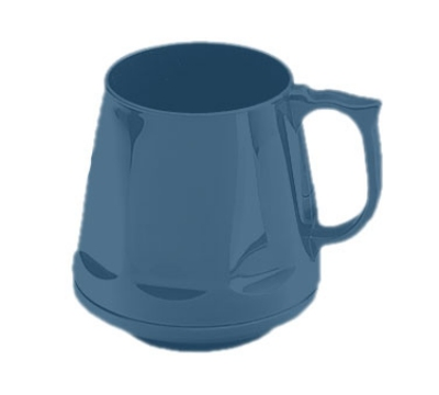 Dinex DX400050 8-oz Heritage Insulated Stackable Mug, Midnight Blue