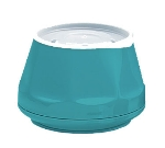 Dinex DX420015 5-oz Heritage Insulated Stackable Bowl, Teal