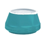 Dinex DX430015 9-oz Heritage Insulated Stackable Bowl, Teal
