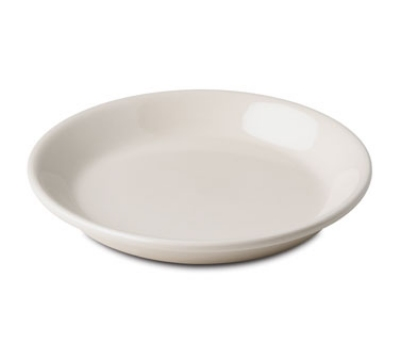 Dinex DXHHC1002 7.75-in Perfect-Temp High Heat Entree Plate, White