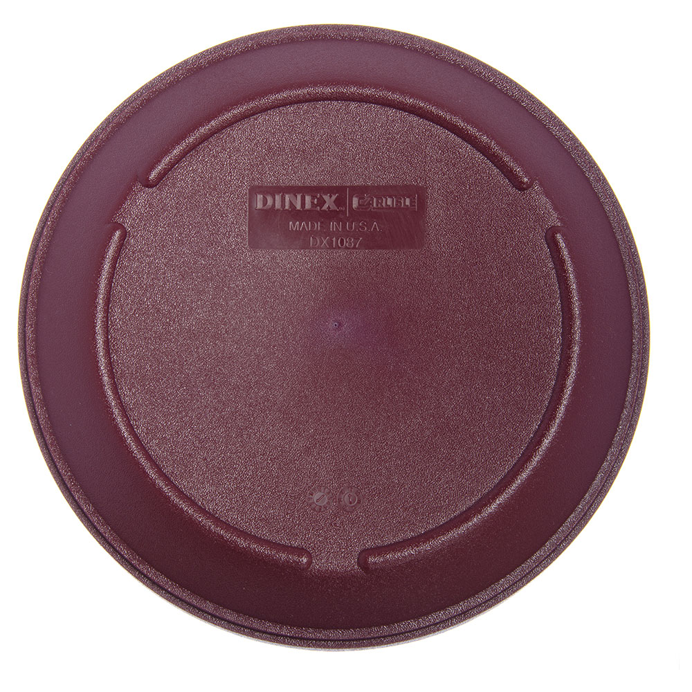 Dinex DX108761 Pellet Underliner For Wax Filled Base, Cranberry