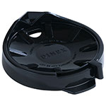 Dinex DX1156-03 Beverage Server Replacement Lid, Snap On, Insulated, Onyx